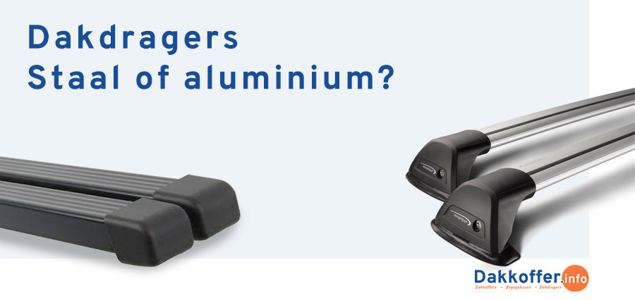 Dakdragers van staal of aluminium