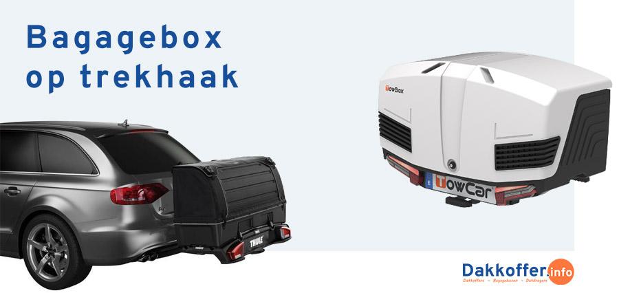 Bagagebox op trekhaak