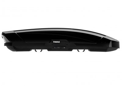 Thule Motion XT XL zwart glans