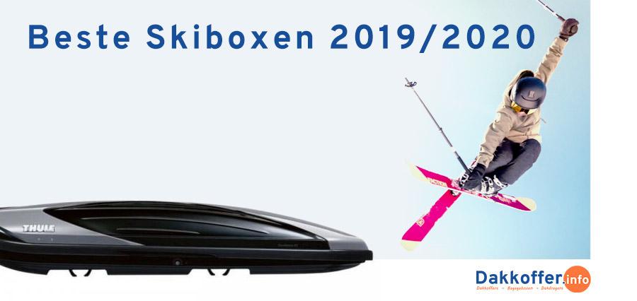 Top 5 beste skiboxen voor wintersport 2019/2020