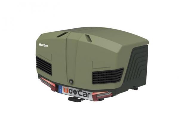Towbox V3 Camper Grijs Groen