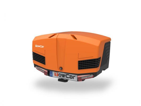 Towbox V3 Urban Zwart Oranje