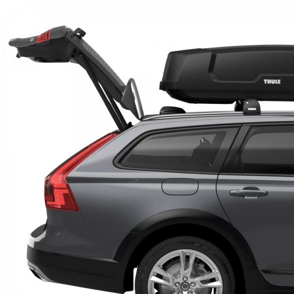 Thule Force XT XL Black Aeroskin