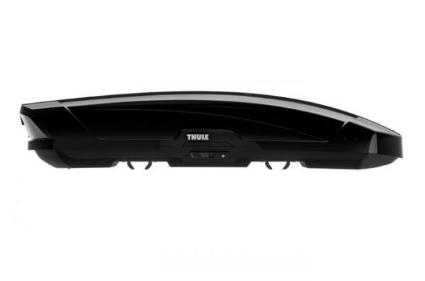 Thule Motion XT XL Black Glossy Dakkoffers