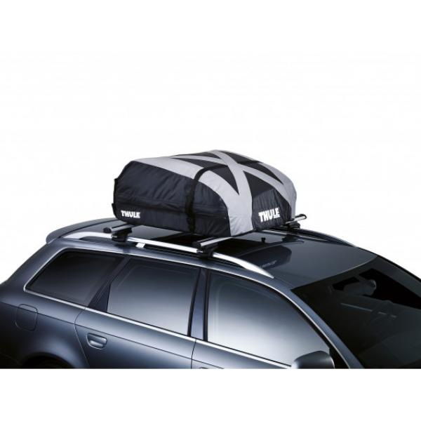 Thule Ranger 90 Black-Silver