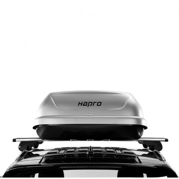 Hapro Traxer 6.6 Silver Grey 2018